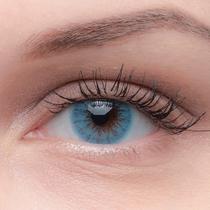 Цветные линзы EOS Dorie Sapphire