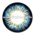 Цветные линзы EOS V Check Blue Фото 5