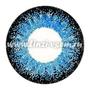 Цветные линзы EOS 211 Blue Фото 3